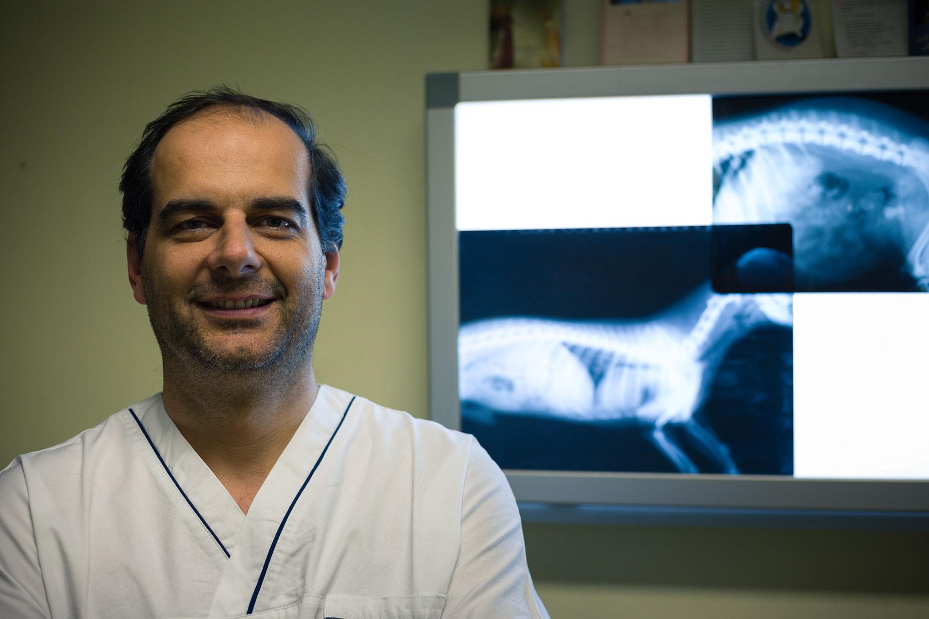 Dottor David Sacchi, Veterinario a Firenze