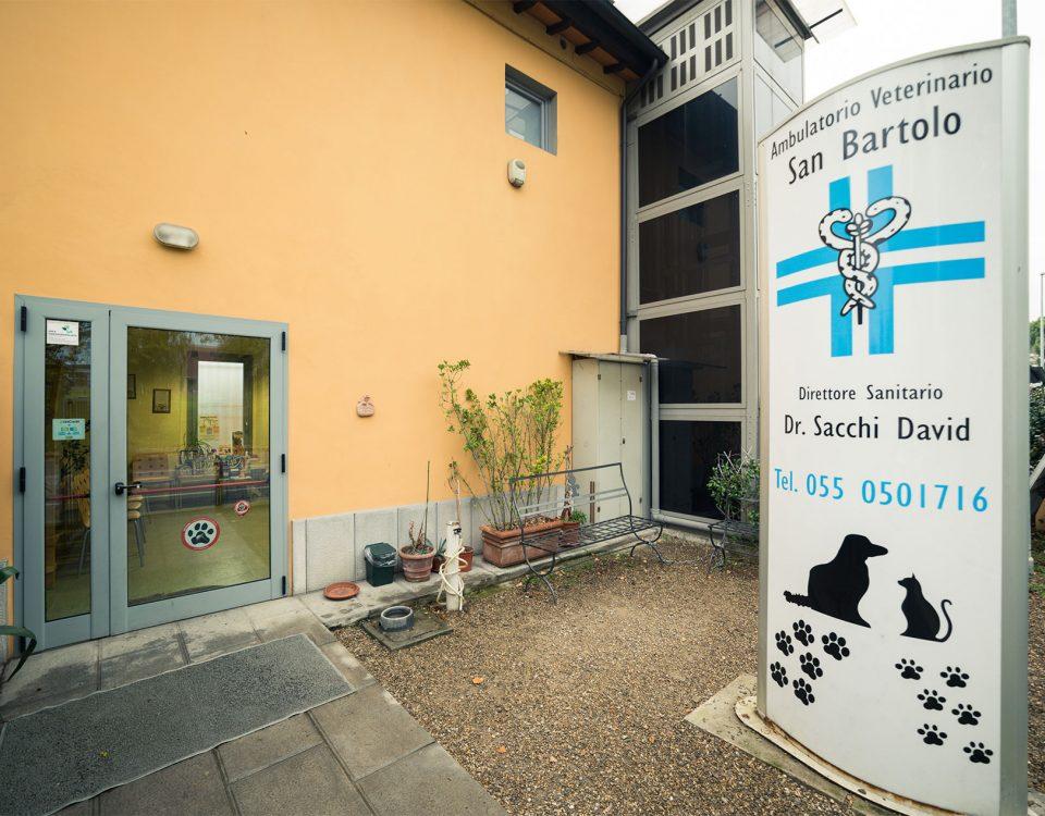 Clinica veterinaria San Bartolo, Firenze
